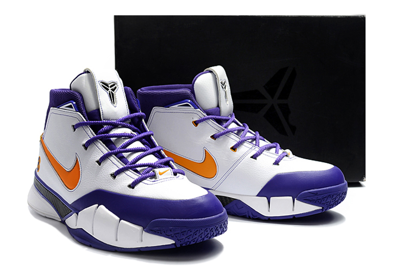 nike kobe 1 protro final seconds white del sol varsity purple