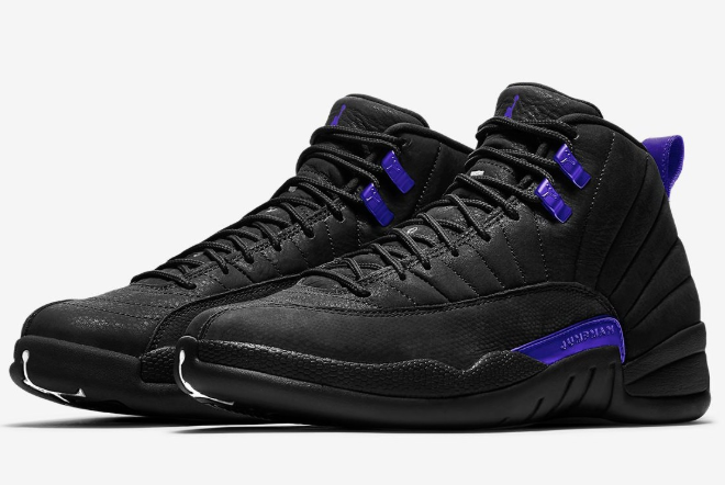 air jordan 12s dark concord for sale