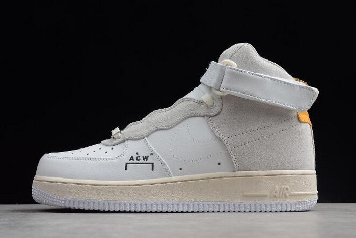 2018 A Cold Wall x Nike Air Force 1 ACW Samuel Ross AQ5644 991 Shoes
