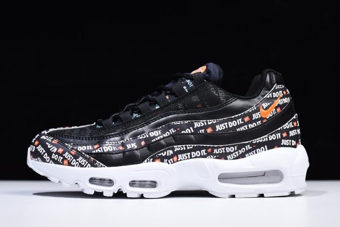 "Nike Air Max 95 ""JUST DO IT"" AV6246 001 Shoes"