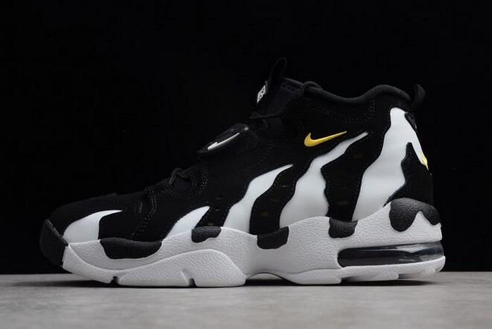 Nike Air DT Max '96 Black Varsity Maize White 316408 003 Running Shoes
