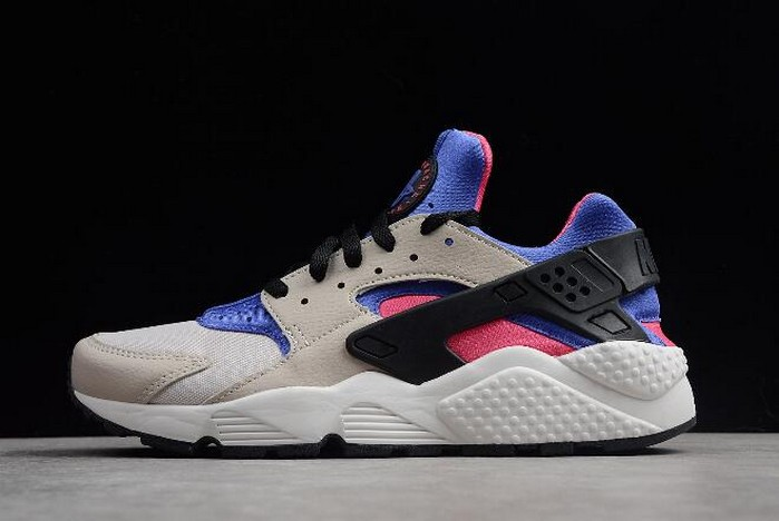 "2018 Nike Air Huarache ""Unisex"" Desert Sand Persian Violet 318429 056 Shoes"