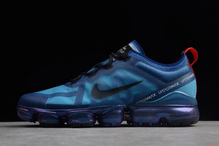 Nike Air VaporMax 2019 Run Utility Blue AR6631 400 Running Shoes