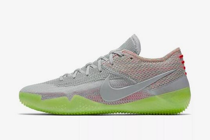 "Nike Kobe AD NXT 360 ""Multicolor"" Grey Multi Color Basketball Shoes"