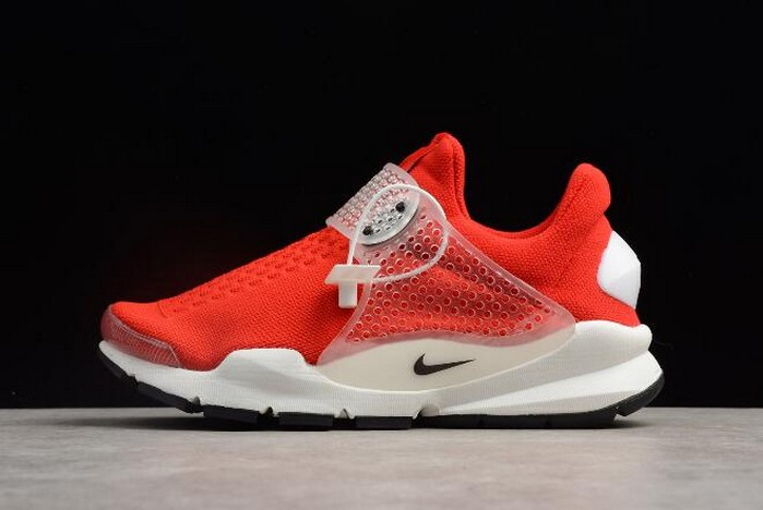Nike Sock Dart Gym Red Black White Shoes