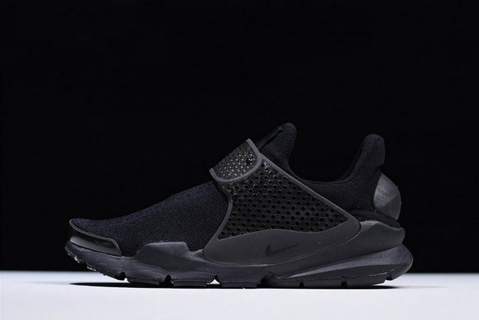 Nike Sock Dart KJCRD Black Volt Trainers Shoes