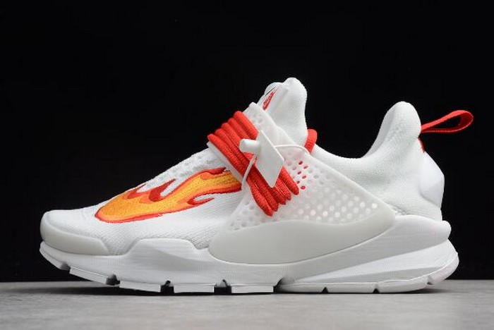 "Nike Sock Dart SP ""Flame"" 819686 800 Shoes"