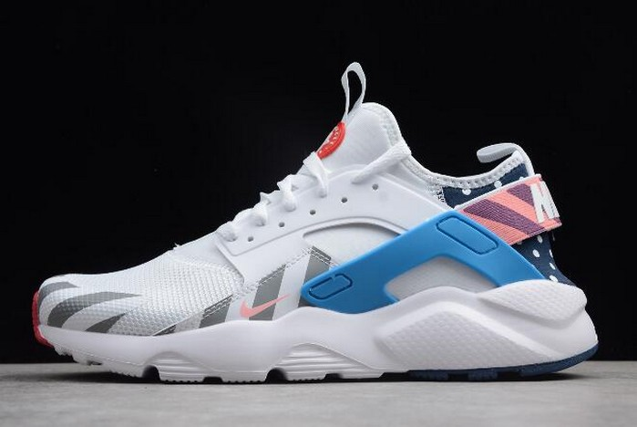Parra x Nike Air Huarache Run Ultra White Multi Color Shoes