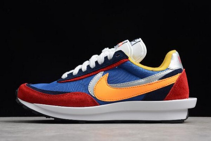 "Sacai x Nike Hybrid Collection ""Waffle Daybreak and LDV"" Multi Color Shoes"