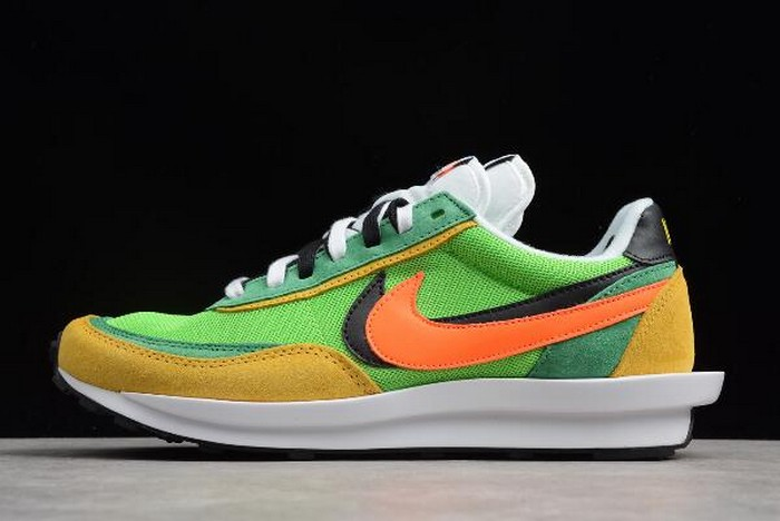 Sacai x Nike Hybrid Collection the Waffle Daybreak and the LDV Fusion Shoes