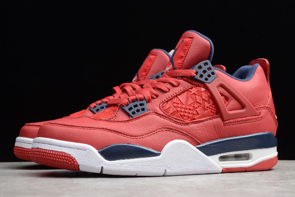 air jordan 4 fiba gym red
