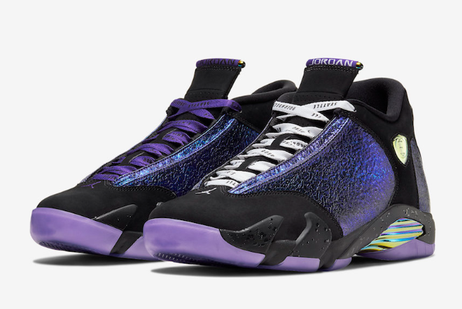 air jordan 14 doernbecher freestyle