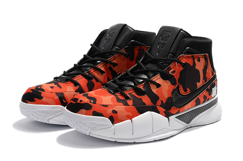 nike zoom kobe 1 protro red camo by devin booker